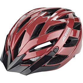 Alpina Panoma Classic Casque, cherry